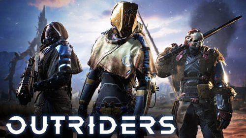 Outriders: novos teasers mostram mais das habilidades das classes
