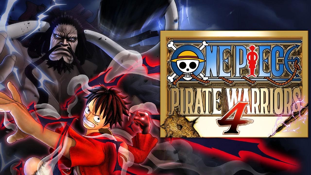 One Piece Pirate Warriors 4 e possível One Piece Odyssey