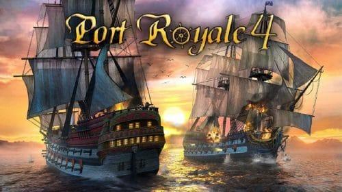 Batalha naval realista: Port Royale 4 é anunciado para setembro