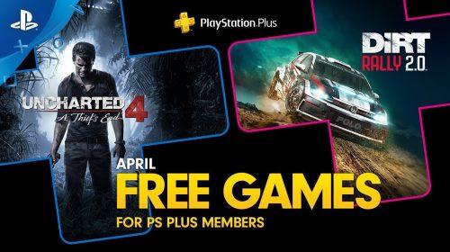 Não se esqueça: este é o último dia para baixar games da PS Plus de Abril