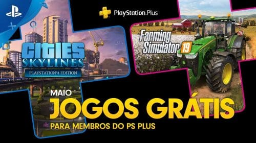 [Oficial] Sony revela os jogos da PS Plus de Maio de 2020