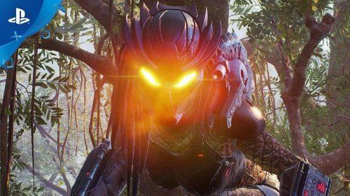 Predator Hunting Grounds recebe trailer de lançamento recheado de ação