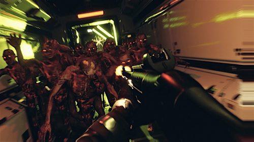 Quantum Error vai ter jogabilidade parecida com Dead Space e DOOM 3