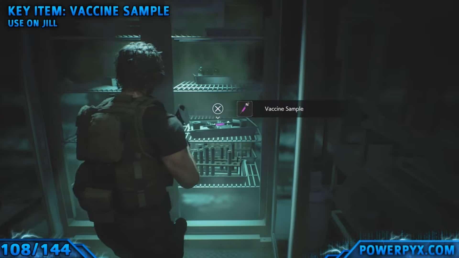 [Guia] Como encontrar todos os colecionáveis de Resident Evil 3 104