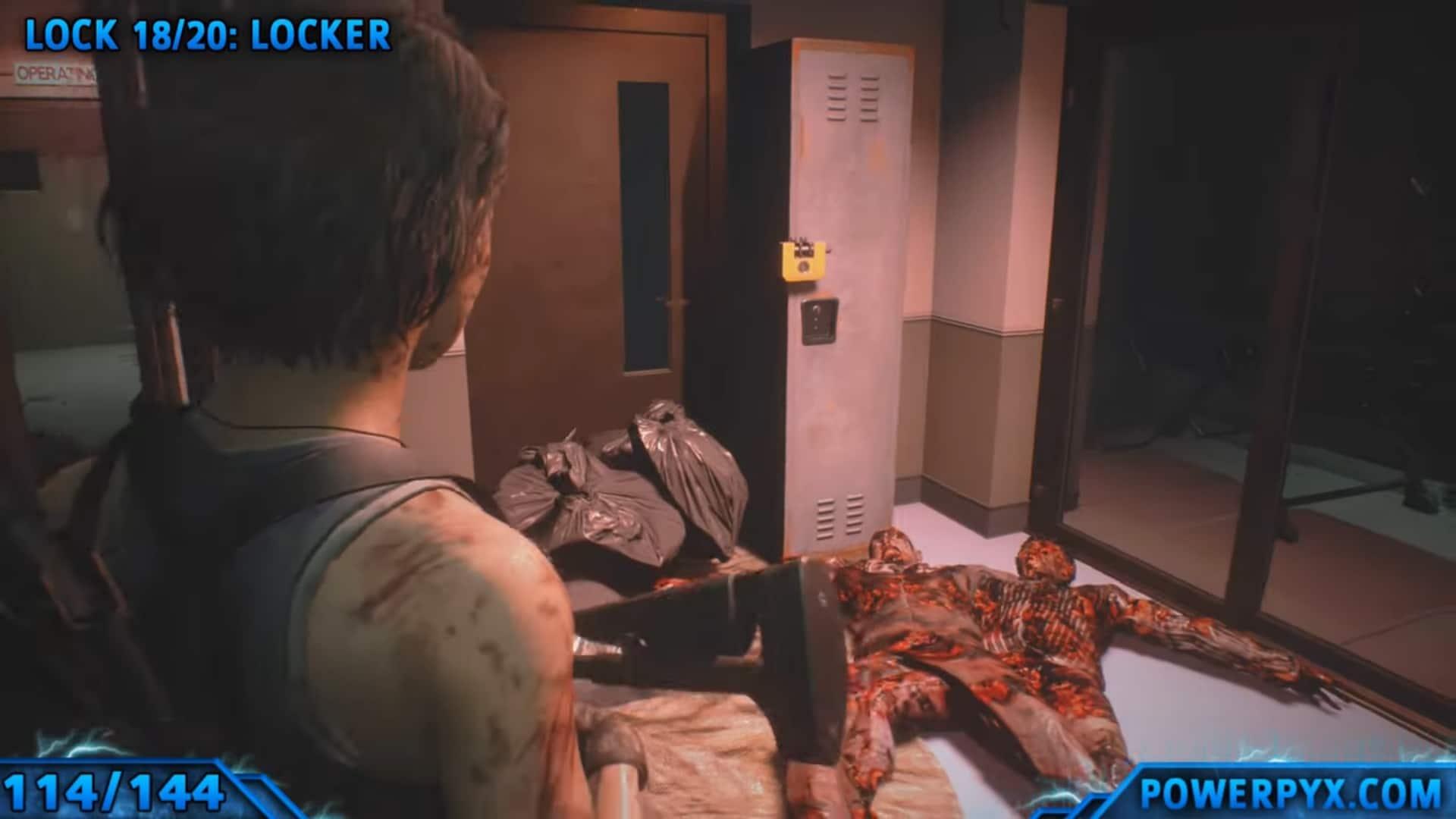 [Guia] Como encontrar todos os colecionáveis de Resident Evil 3 110