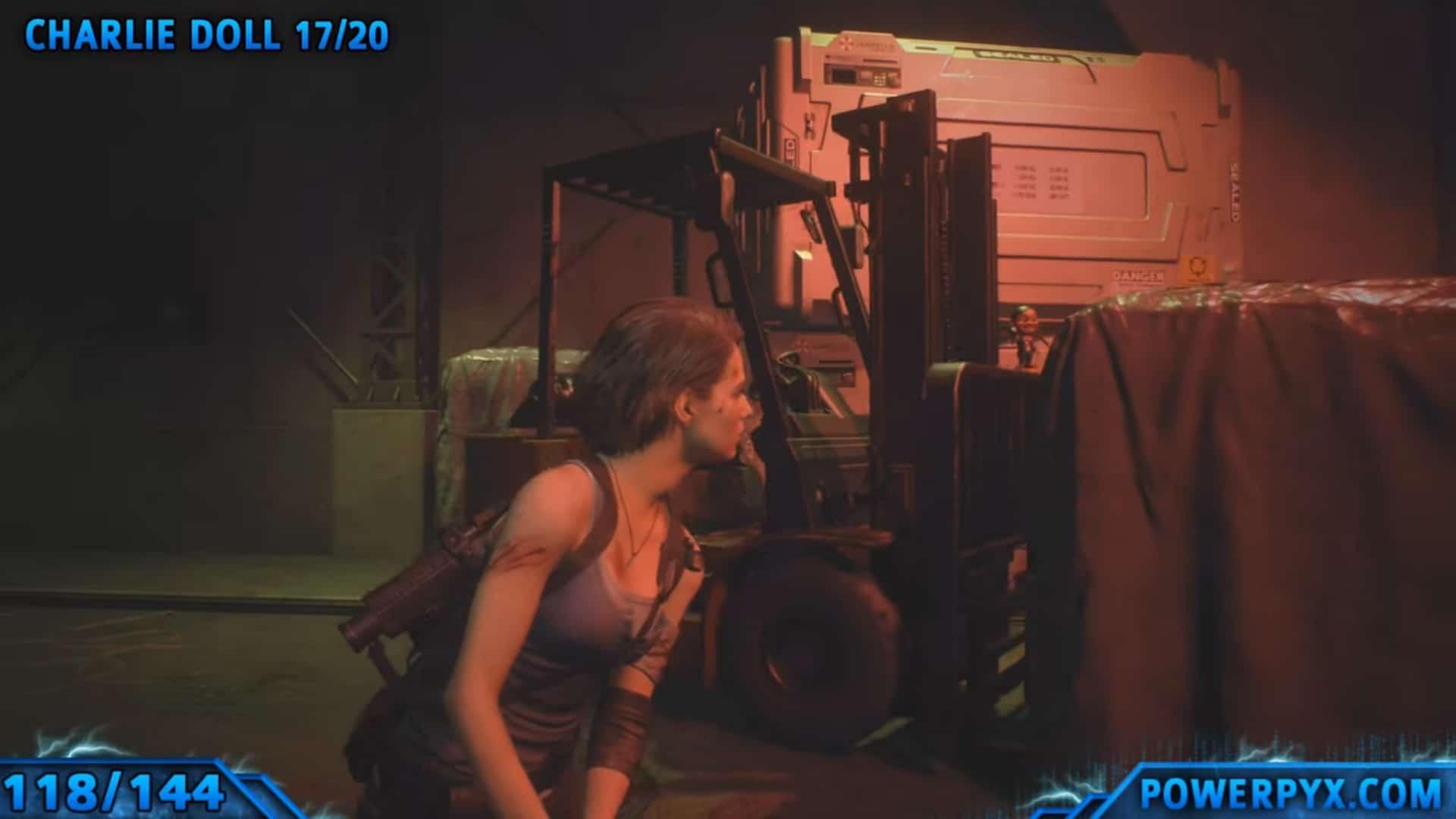 [Guia] Como encontrar todos os colecionáveis de Resident Evil 3 114