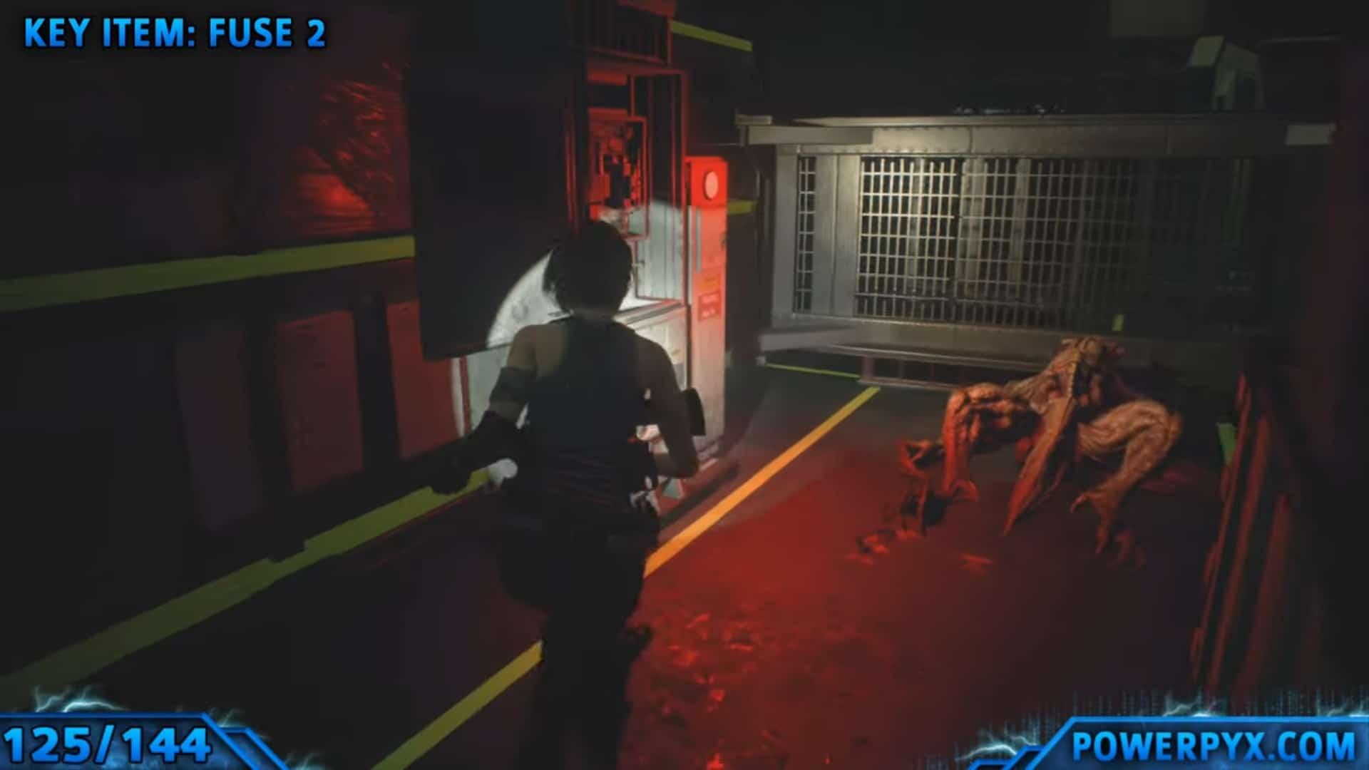 [Guia] Como encontrar todos os colecionáveis de Resident Evil 3 120