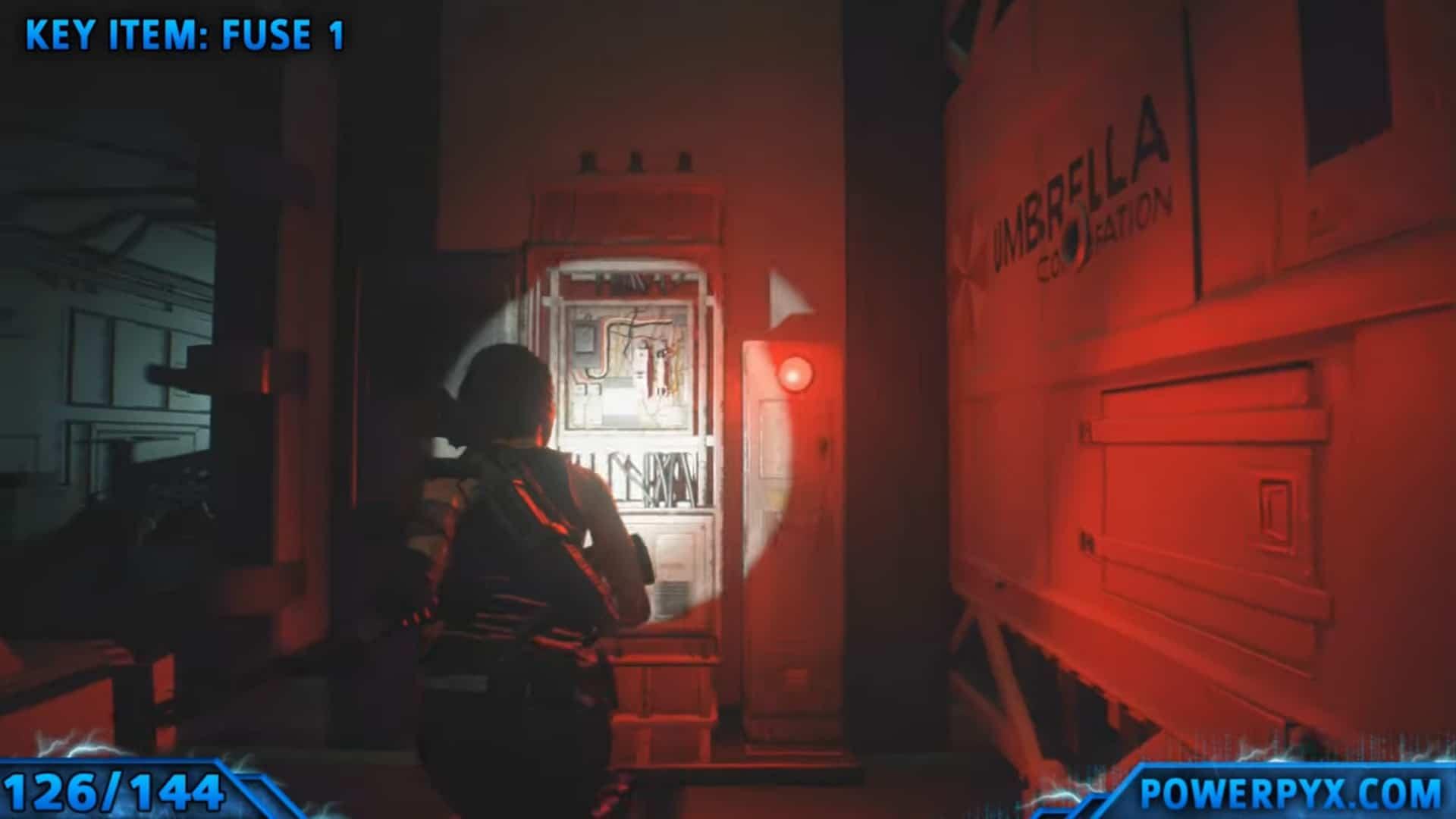 [Guia] Como encontrar todos os colecionáveis de Resident Evil 3 121
