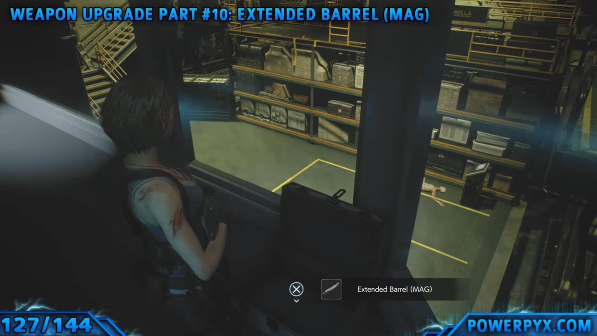 [Guia] Como encontrar todos os colecionáveis de Resident Evil 3 122