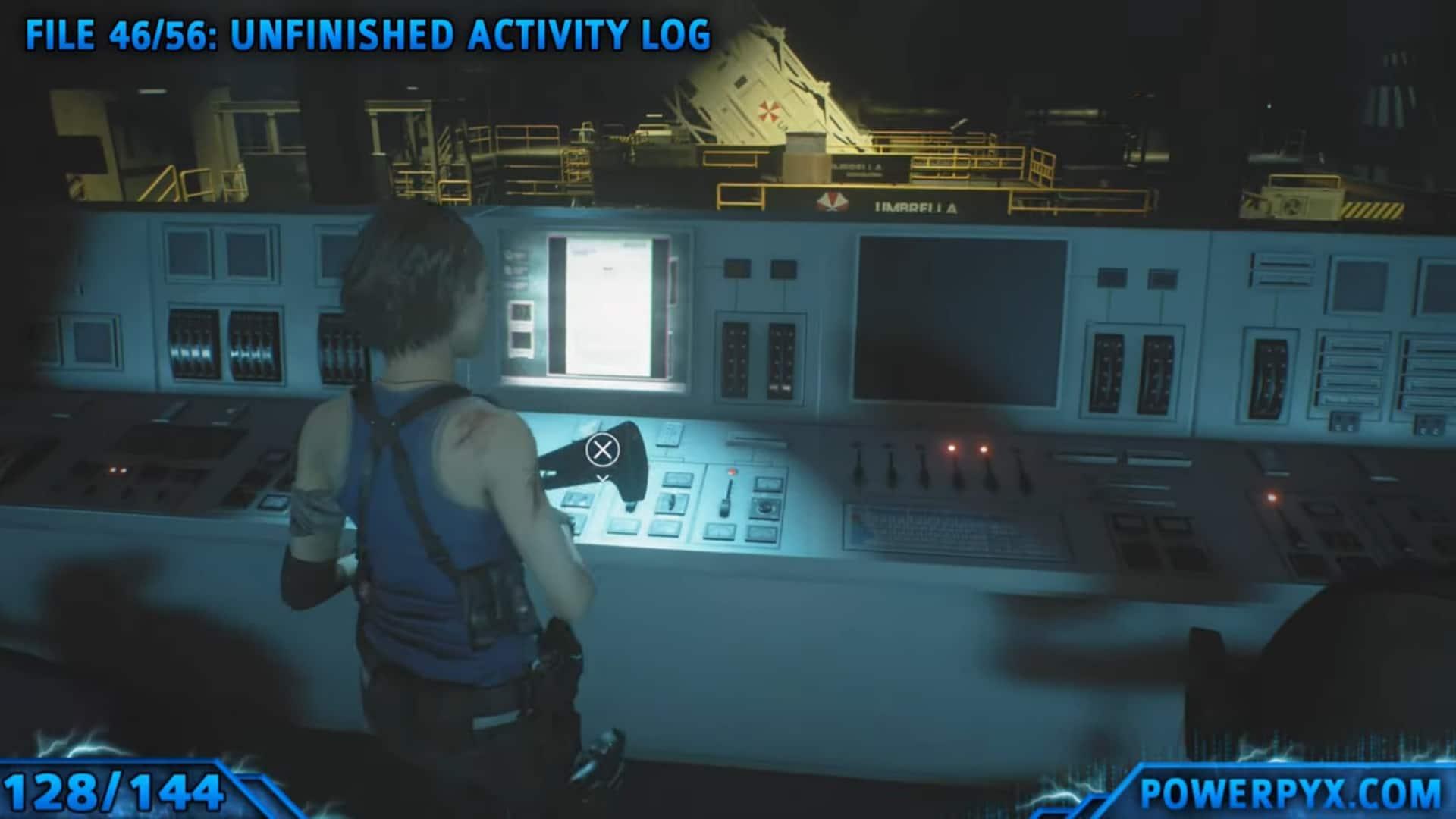[Guia] Como encontrar todos os colecionáveis de Resident Evil 3 123