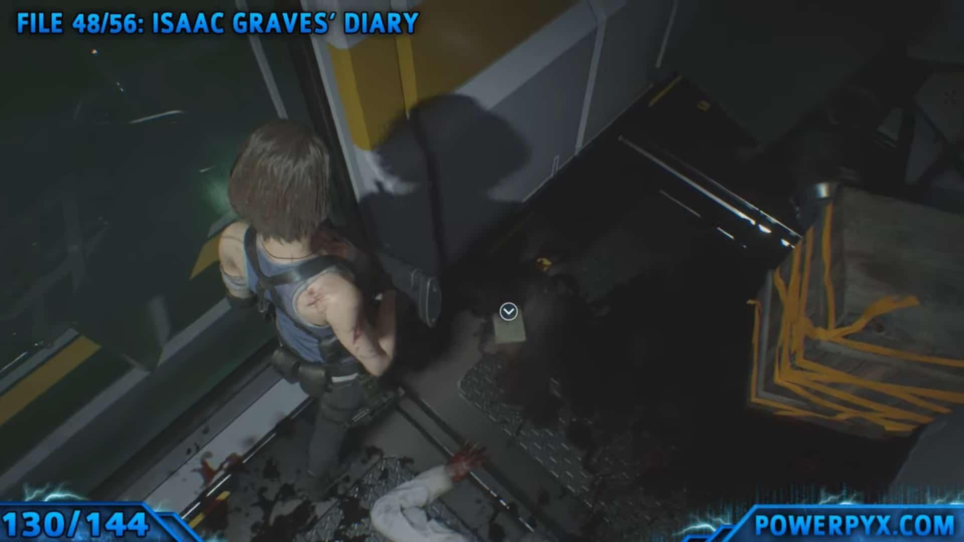 [Guia] Como encontrar todos os colecionáveis de Resident Evil 3 125