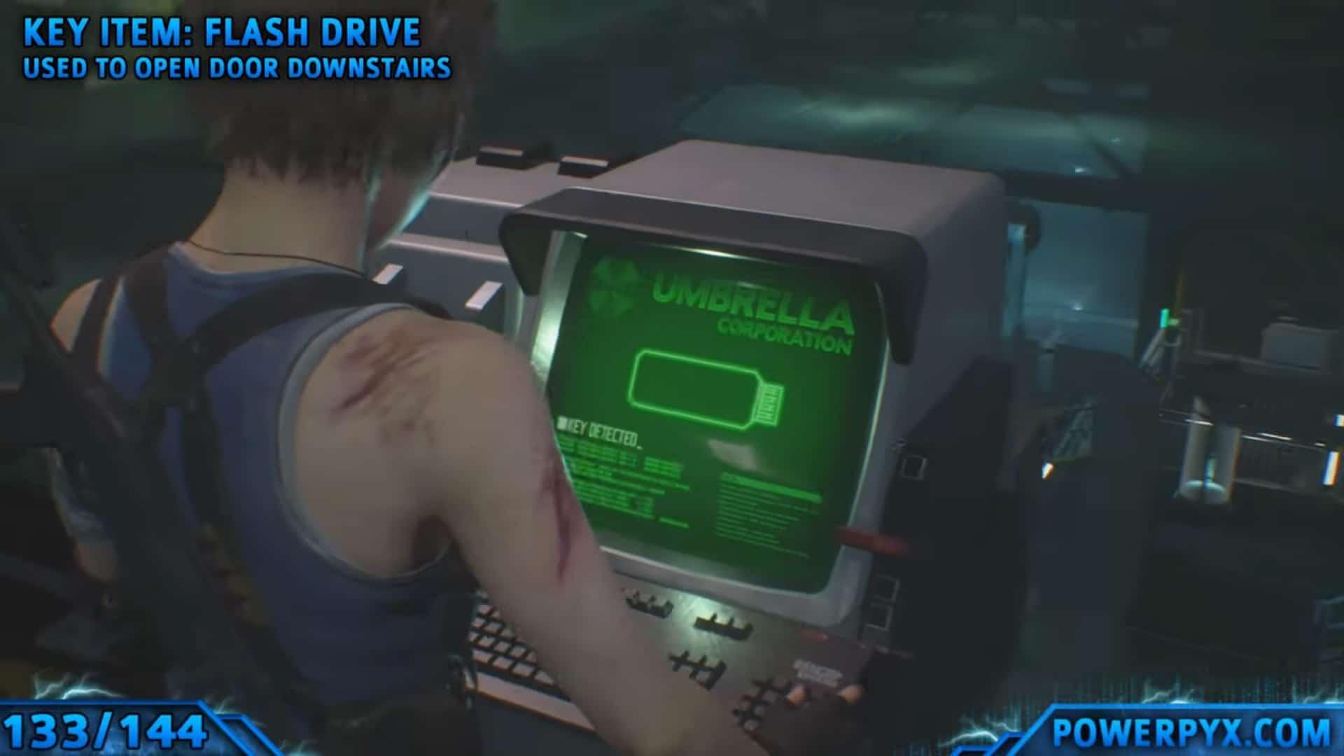 [Guia] Como encontrar todos os colecionáveis de Resident Evil 3 128