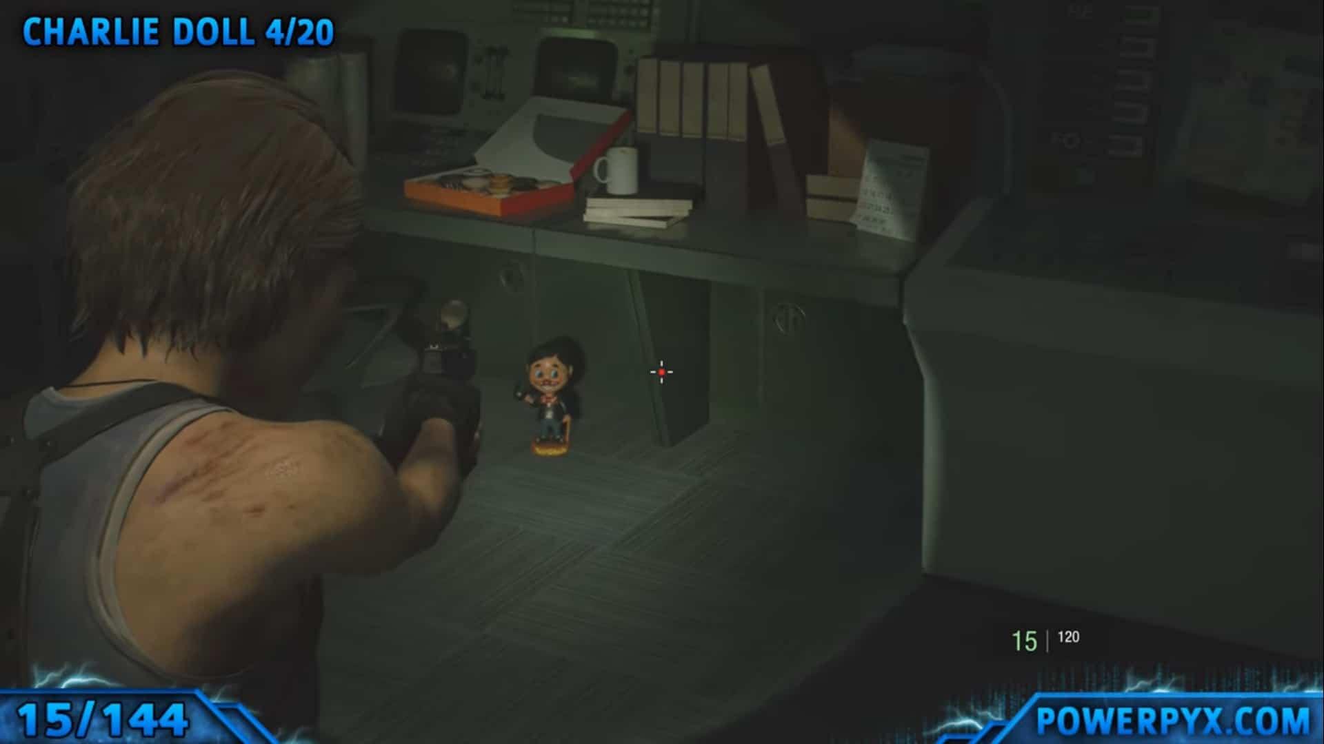 [Guia] Como encontrar todos os colecionáveis de Resident Evil 3 14