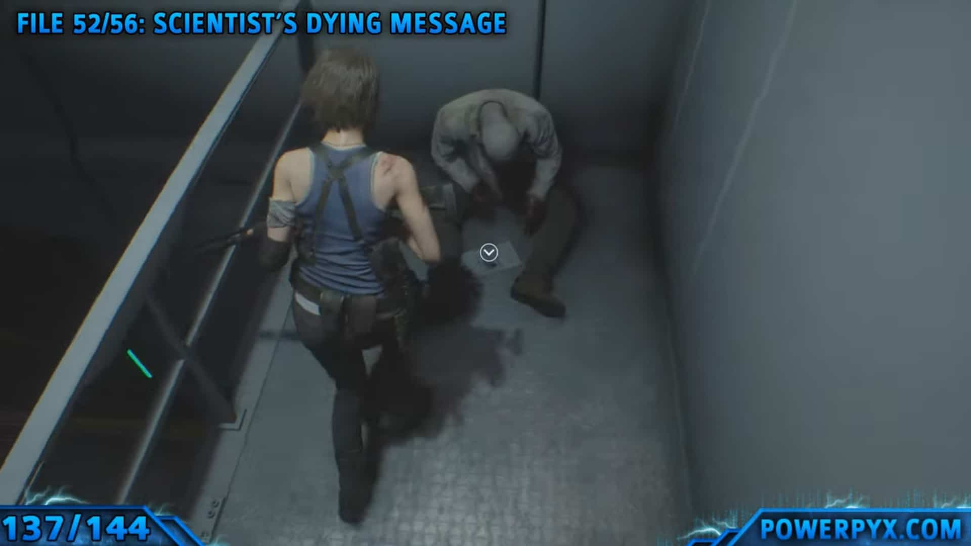[Guia] Como encontrar todos os colecionáveis de Resident Evil 3 132