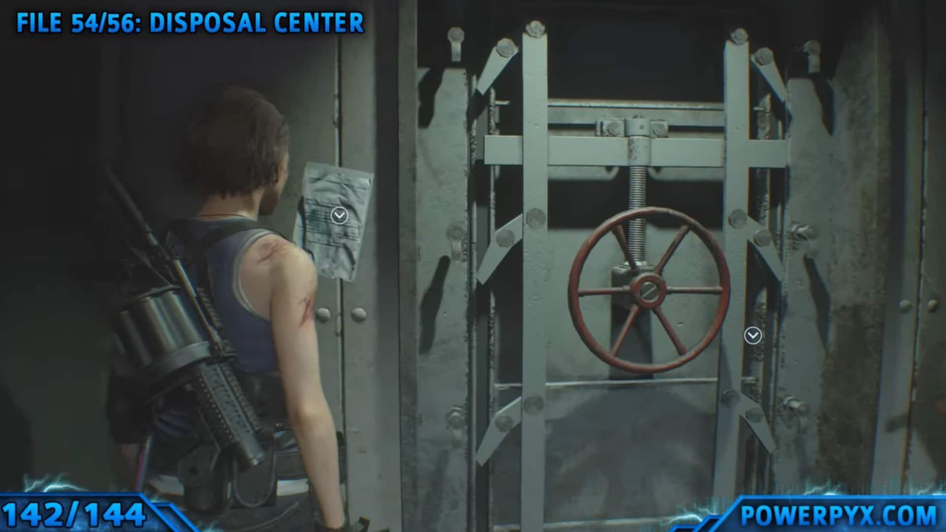 [Guia] Como encontrar todos os colecionáveis de Resident Evil 3 137
