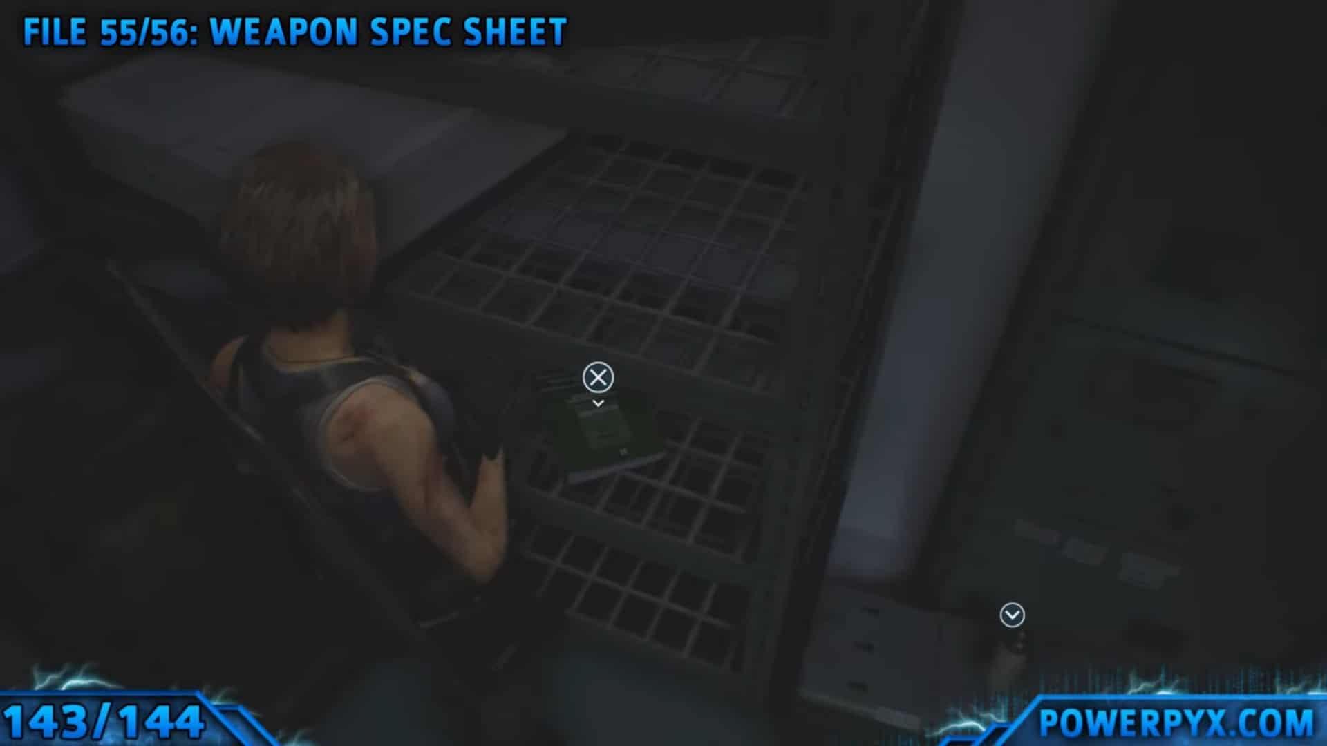 [Guia] Como encontrar todos os colecionáveis de Resident Evil 3 138