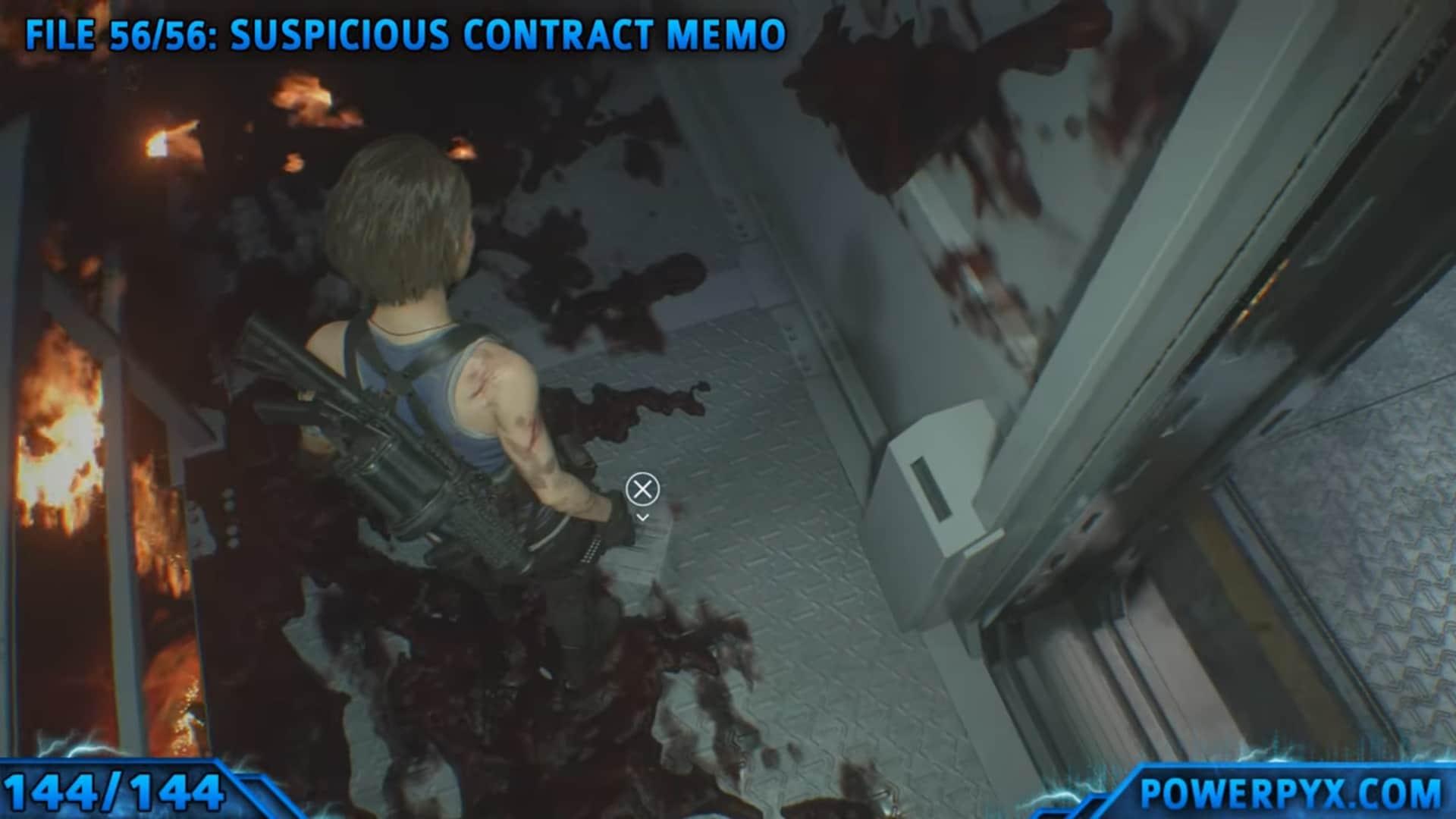 [Guia] Como encontrar todos os colecionáveis de Resident Evil 3 139