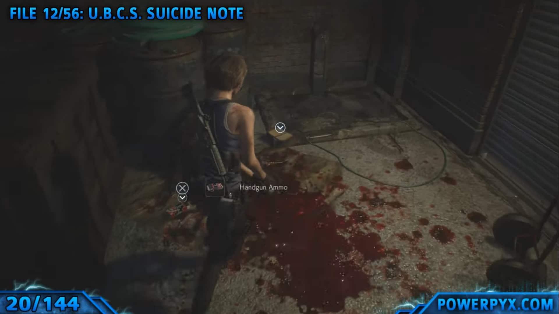 [Guia] Como encontrar todos os colecionáveis de Resident Evil 3 19