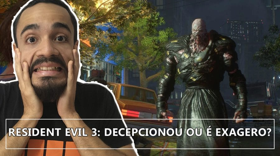 RESIDENT EVIL 3: as CRÍTICAS do jogo fazem sentido?