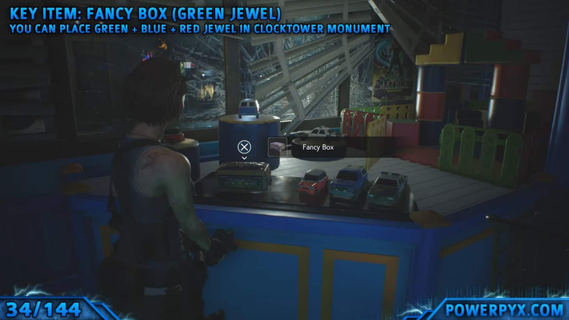 [Guia] Como encontrar todos os colecionáveis de Resident Evil 3 33