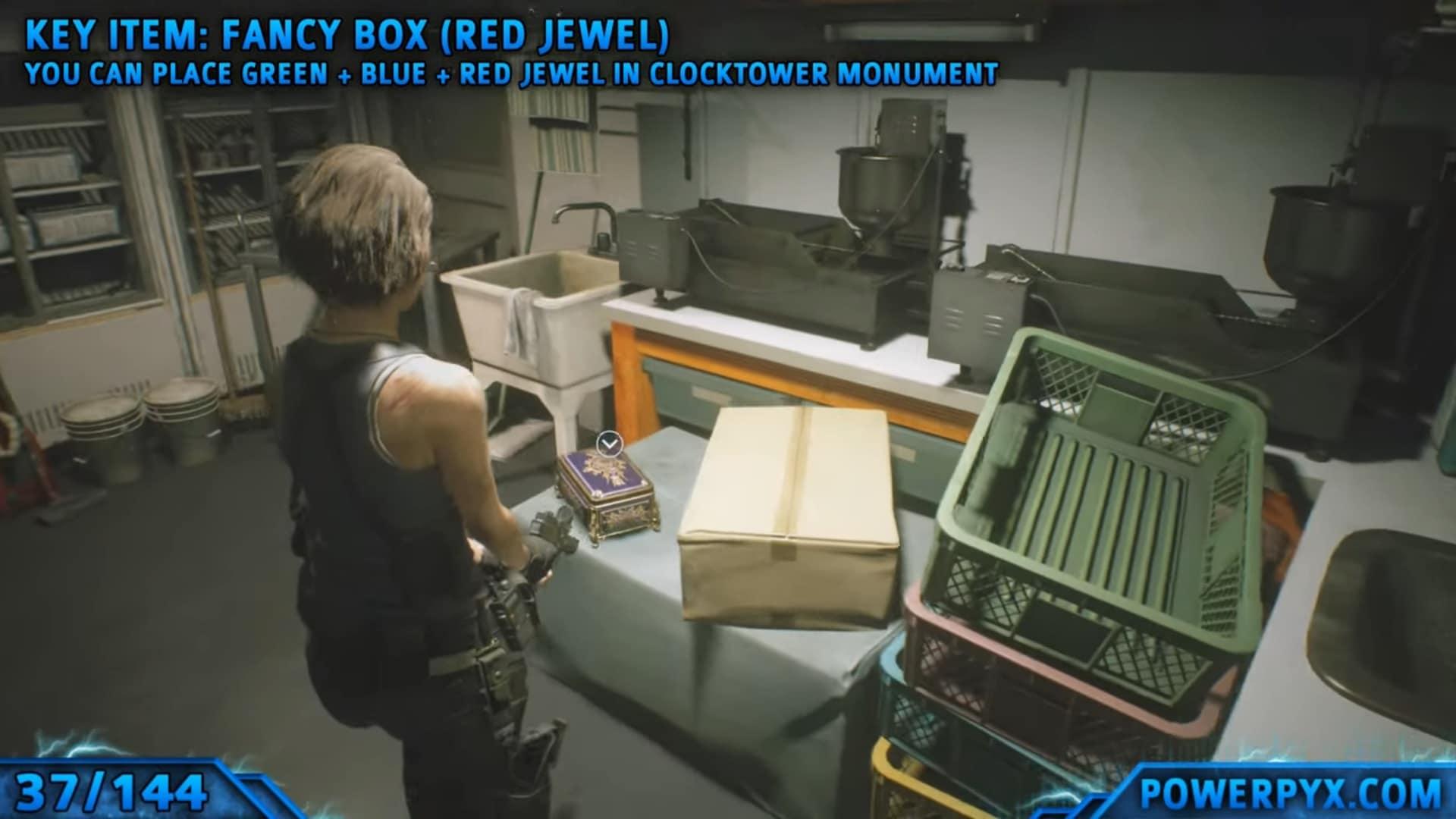 [Guia] Como encontrar todos os colecionáveis de Resident Evil 3 36