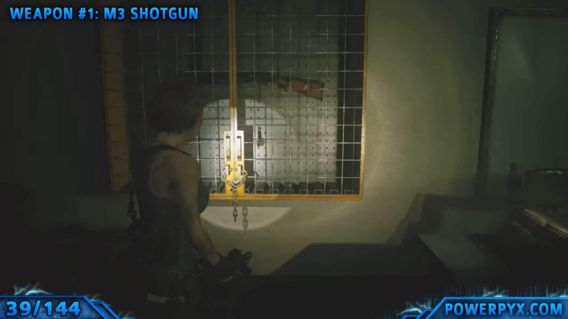 [Guia] Como encontrar todos os colecionáveis de Resident Evil 3 38