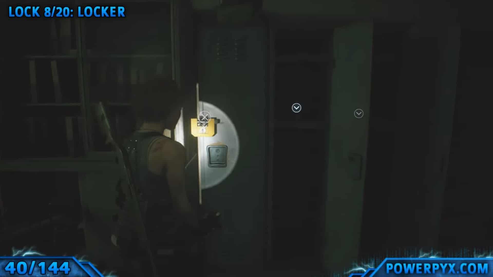[Guia] Como encontrar todos os colecionáveis de Resident Evil 3 39