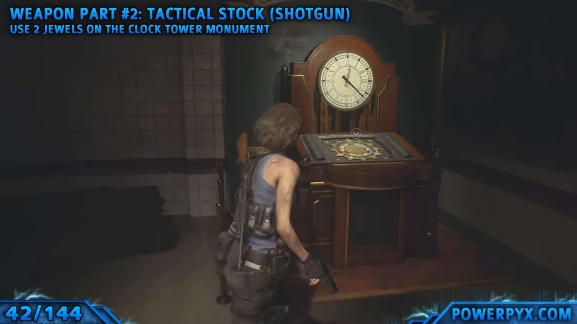 [Guia] Como encontrar todos os colecionáveis de Resident Evil 3 41