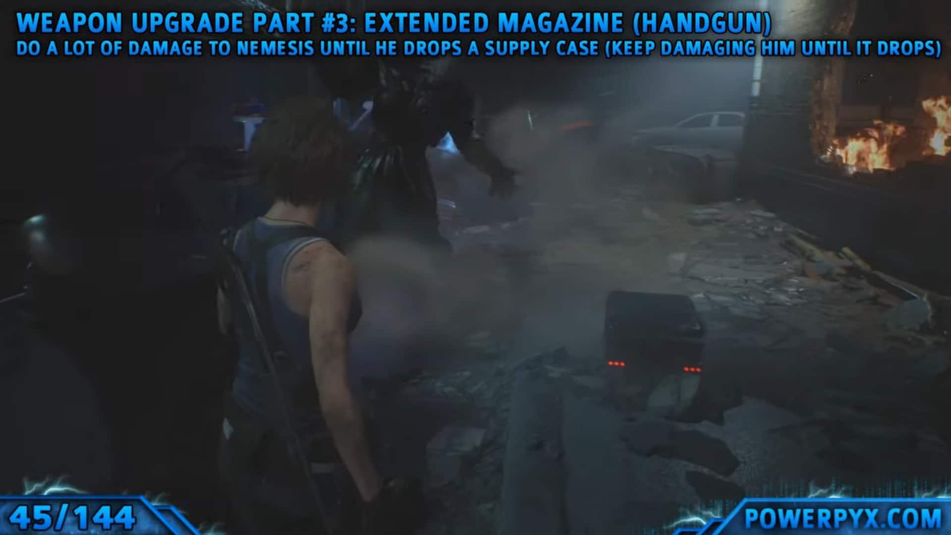 [Guia] Como encontrar todos os colecionáveis de Resident Evil 3 43