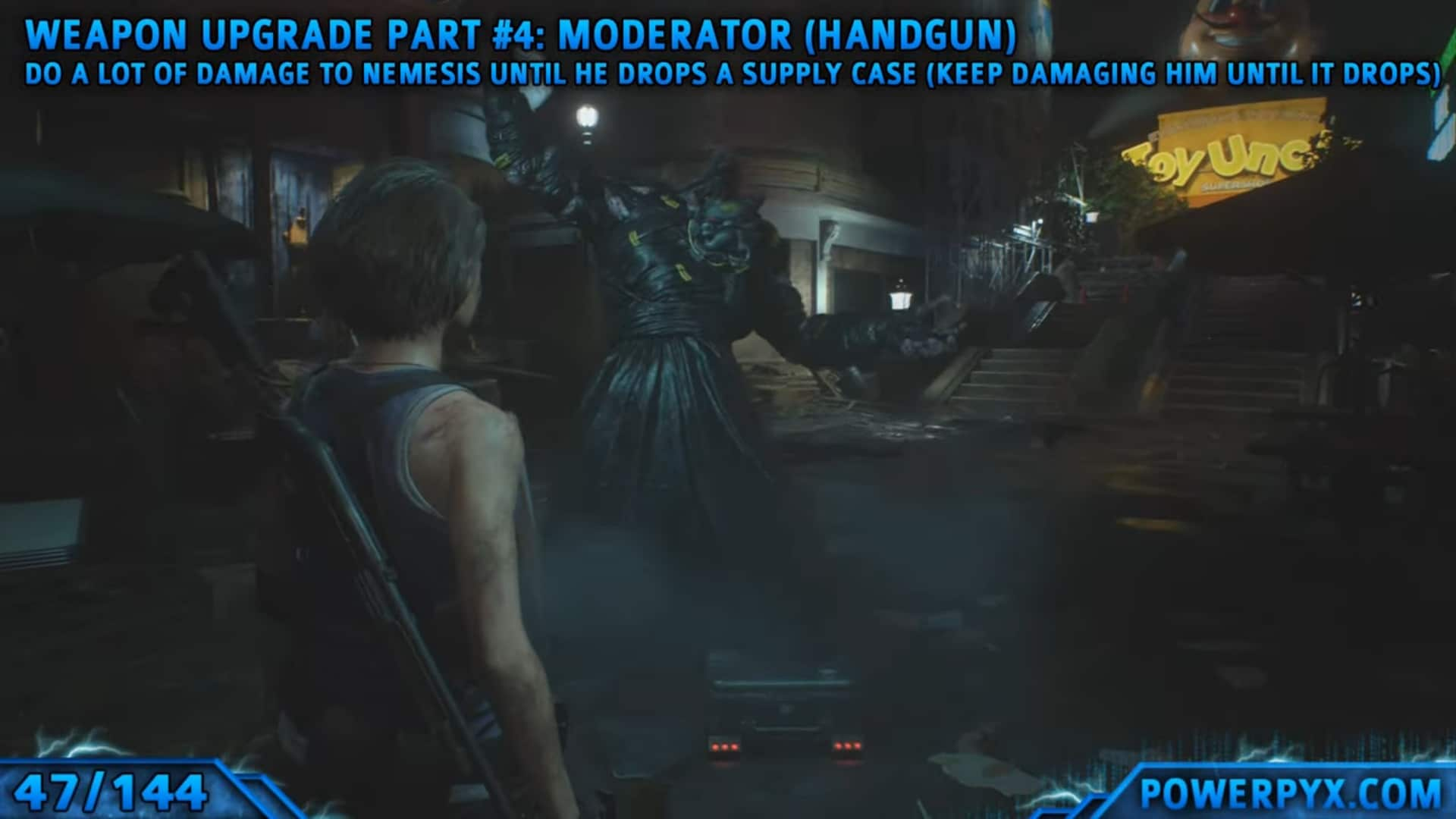 [Guia] Como encontrar todos os colecionáveis de Resident Evil 3 45