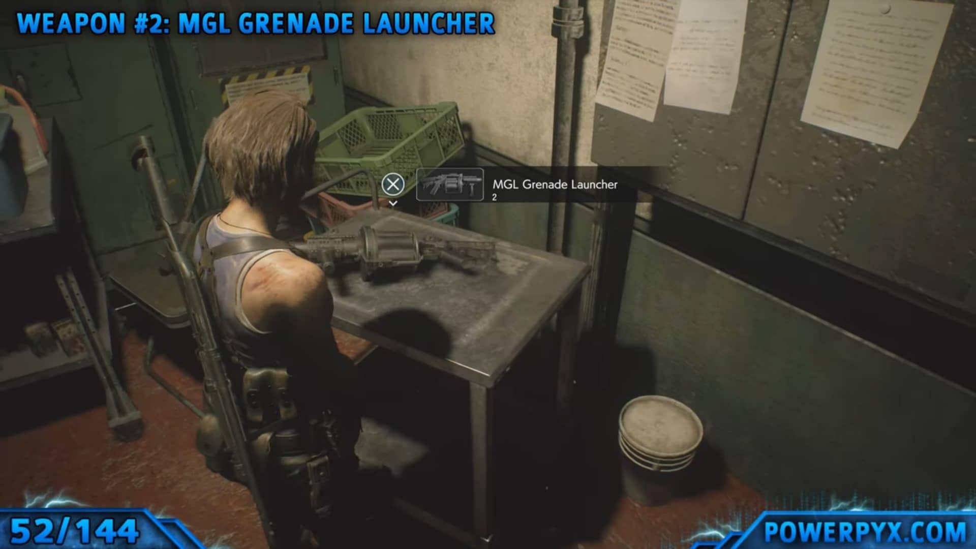 [Guia] Como encontrar todos os colecionáveis de Resident Evil 3 50