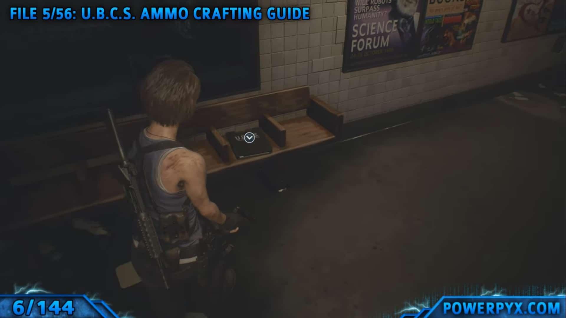 [Guia] Como encontrar todos os colecionáveis de Resident Evil 3 6