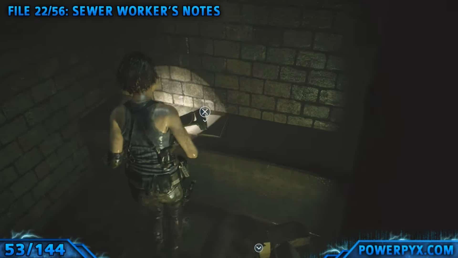 [Guia] Como encontrar todos os colecionáveis de Resident Evil 3 51