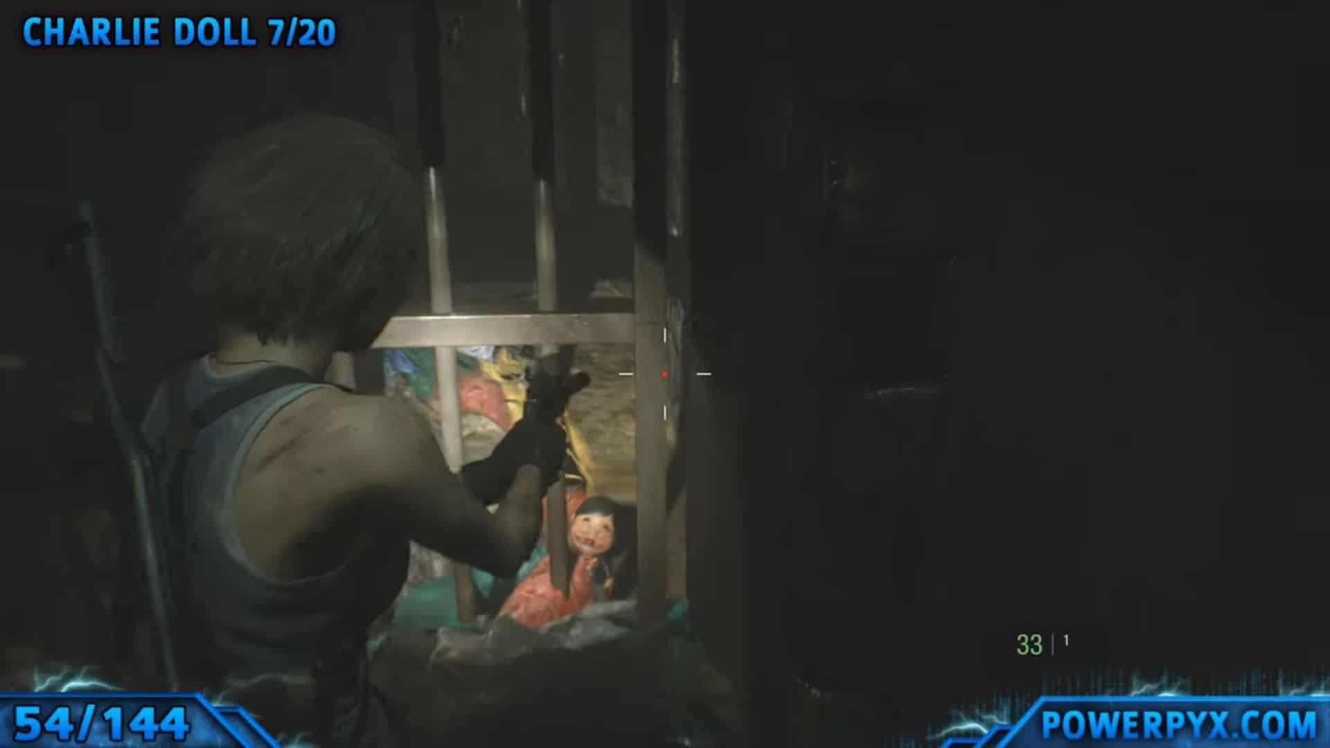 [Guia] Como encontrar todos os colecionáveis de Resident Evil 3 52