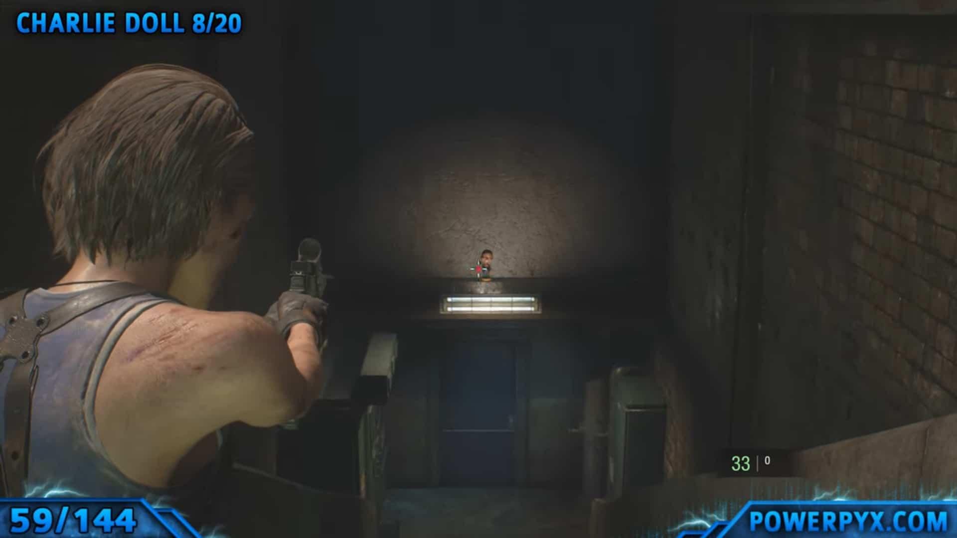 [Guia] Como encontrar todos os colecionáveis de Resident Evil 3 57