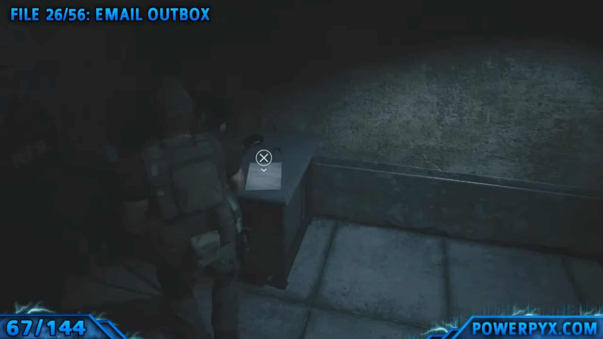 [Guia] Como encontrar todos os colecionáveis de Resident Evil 3 65