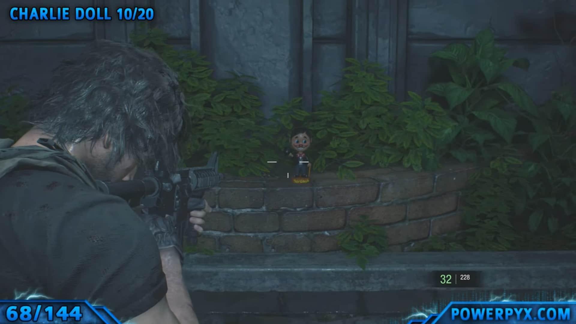 [Guia] Como encontrar todos os colecionáveis de Resident Evil 3 66