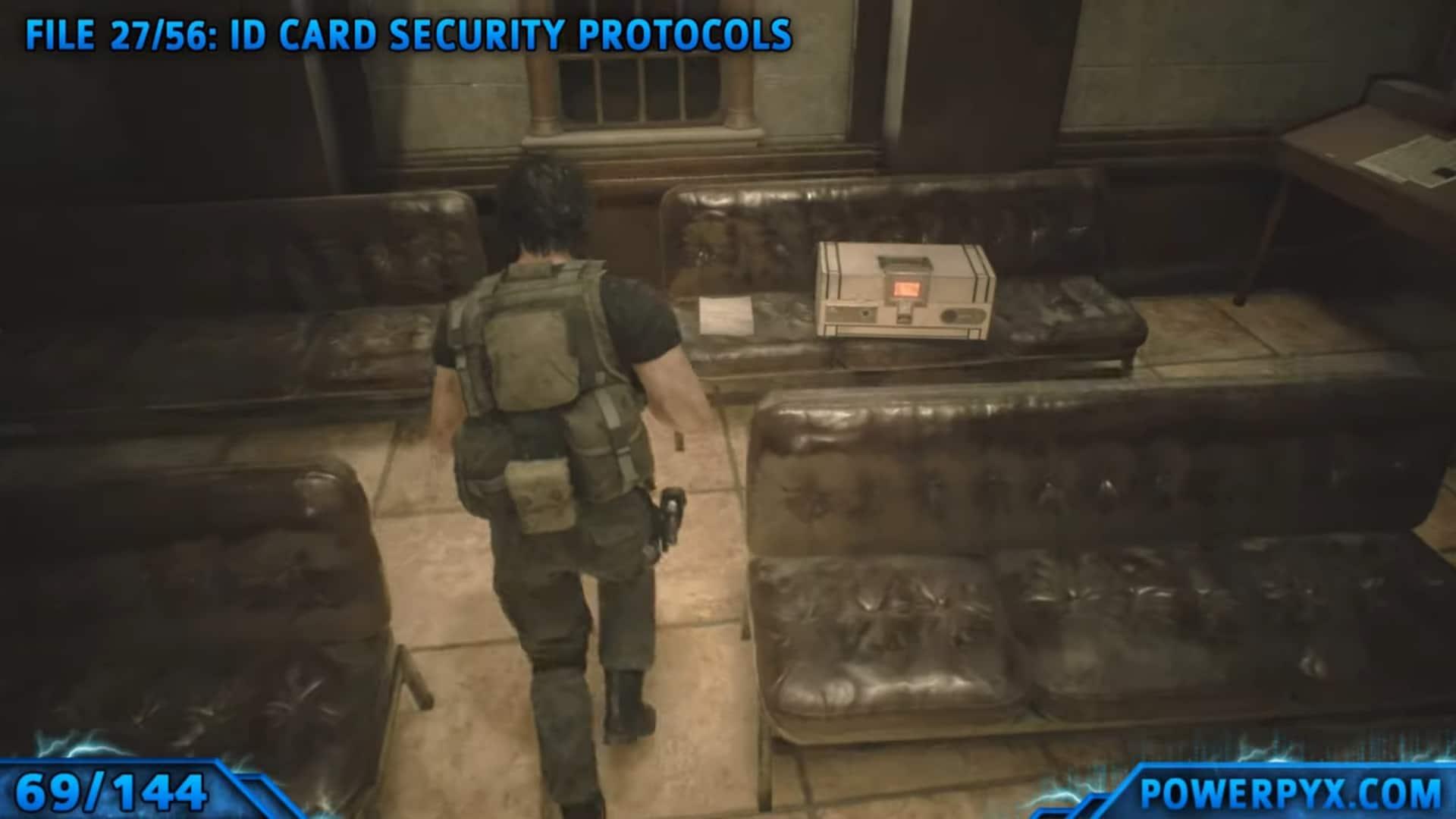 [Guia] Como encontrar todos os colecionáveis de Resident Evil 3 67