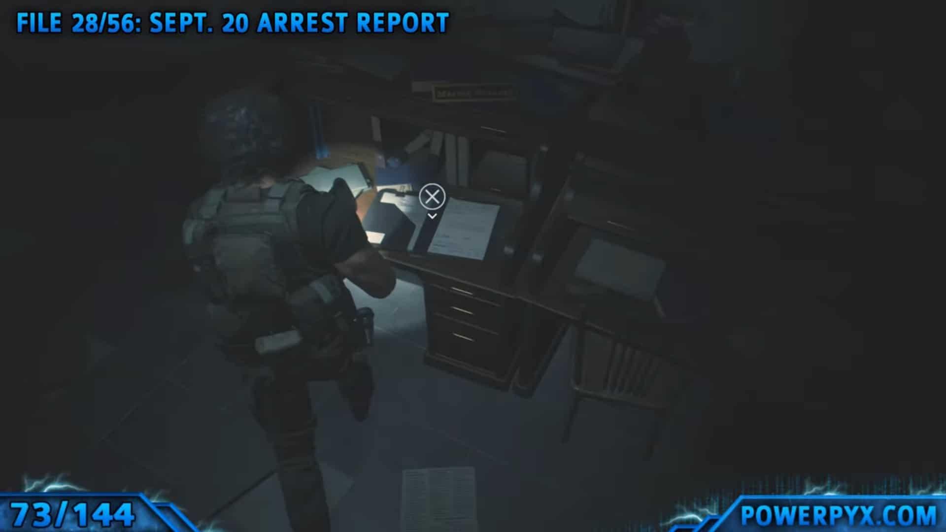 [Guia] Como encontrar todos os colecionáveis de Resident Evil 3 70