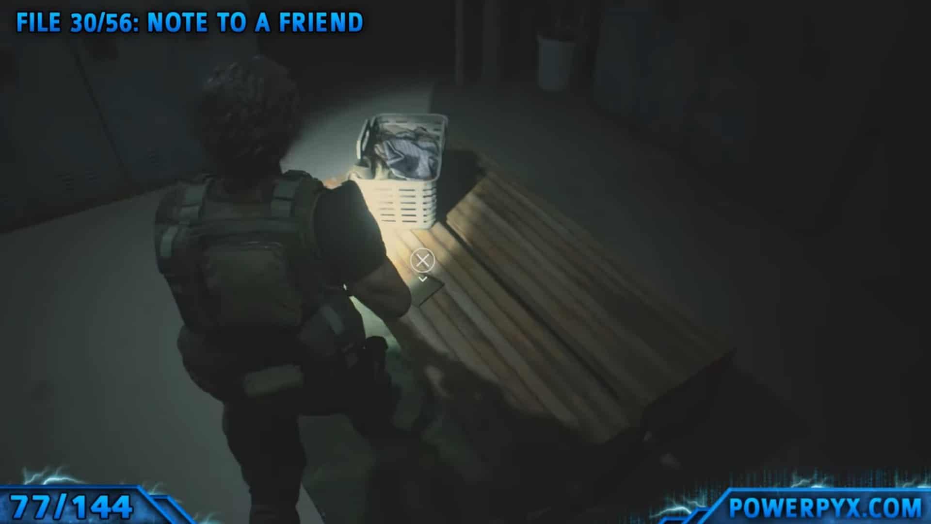 [Guia] Como encontrar todos os colecionáveis de Resident Evil 3 74
