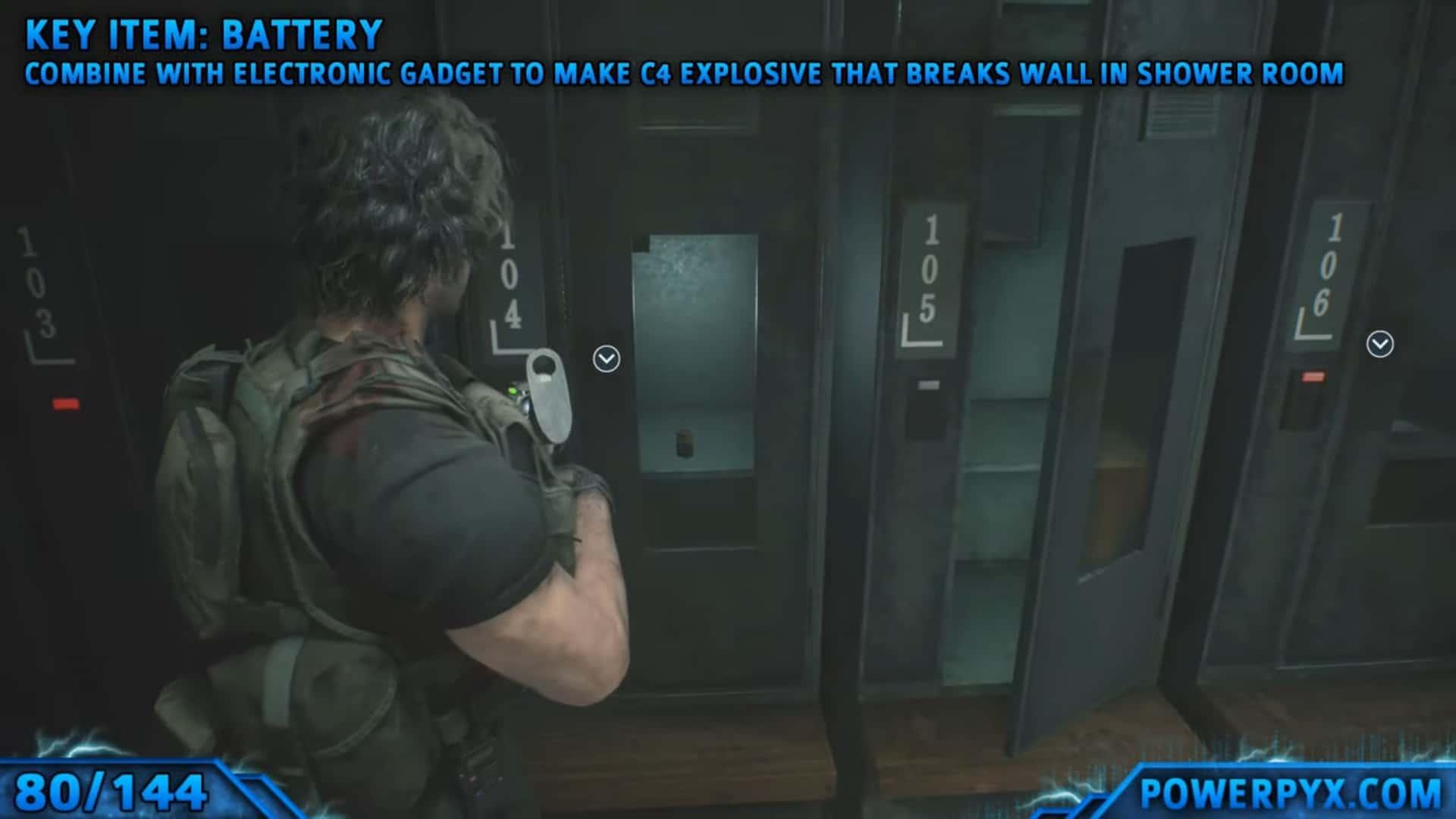 [Guia] Como encontrar todos os colecionáveis de Resident Evil 3 77