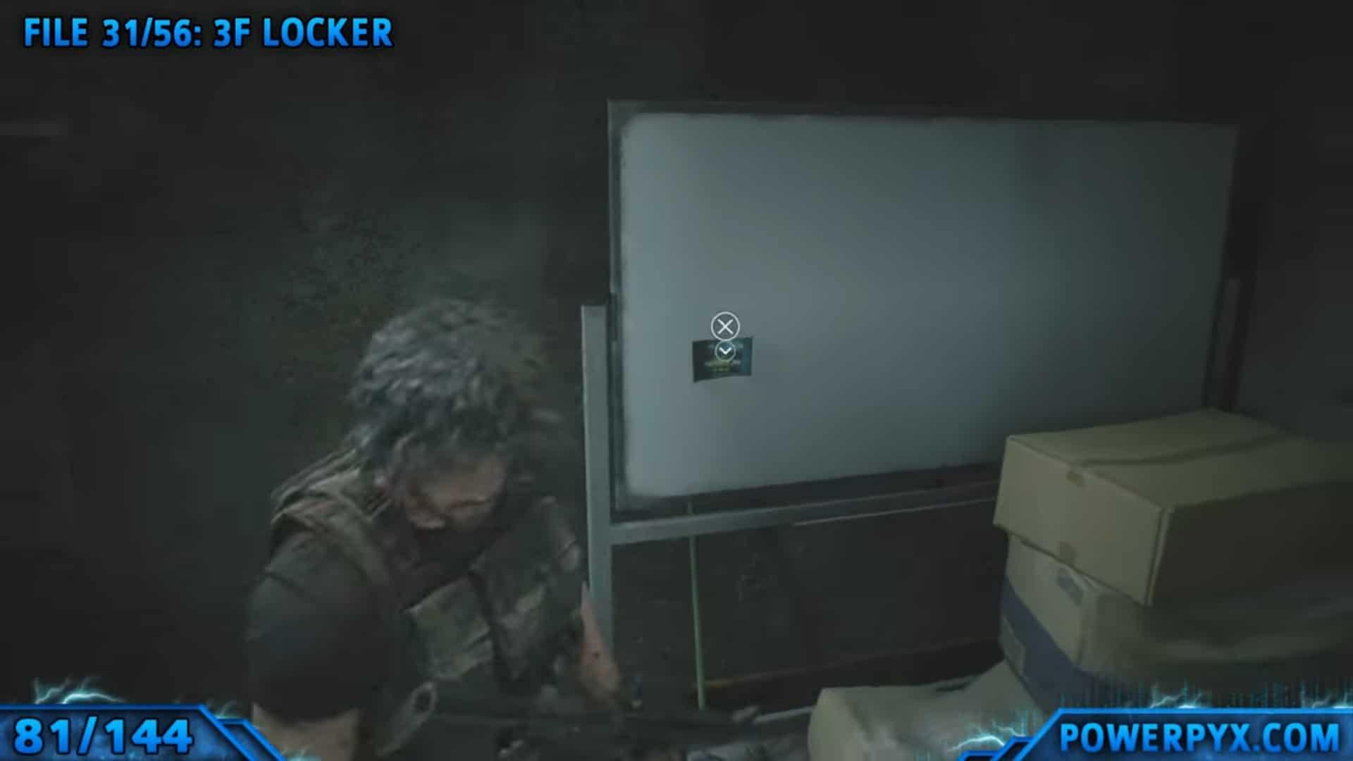 [Guia] Como encontrar todos os colecionáveis de Resident Evil 3 78