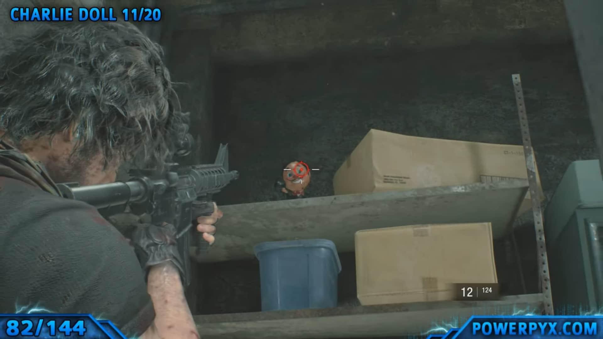 [Guia] Como encontrar todos os colecionáveis de Resident Evil 3 79