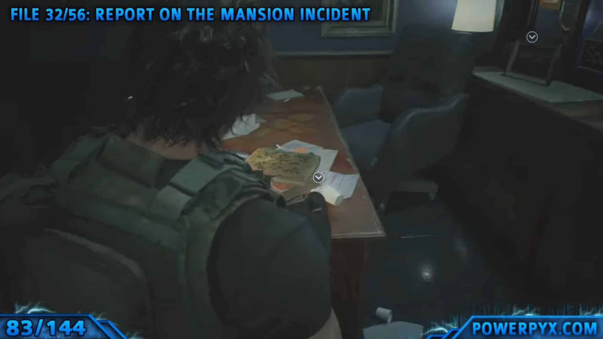 [Guia] Como encontrar todos os colecionáveis de Resident Evil 3 80