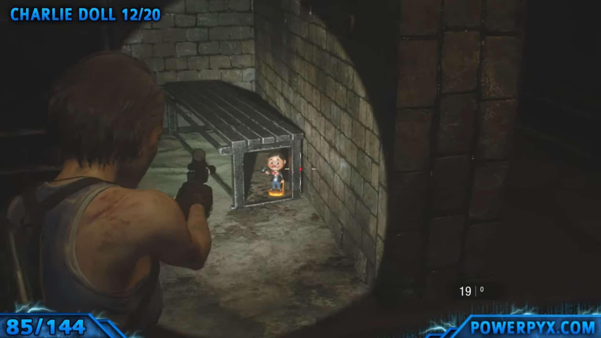 [Guia] Como encontrar todos os colecionáveis de Resident Evil 3 82
