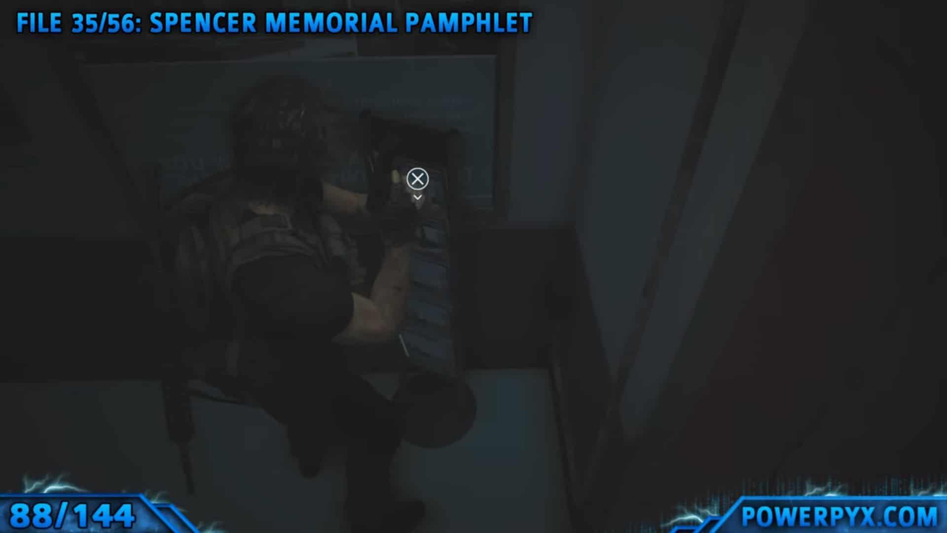 [Guia] Como encontrar todos os colecionáveis de Resident Evil 3 85