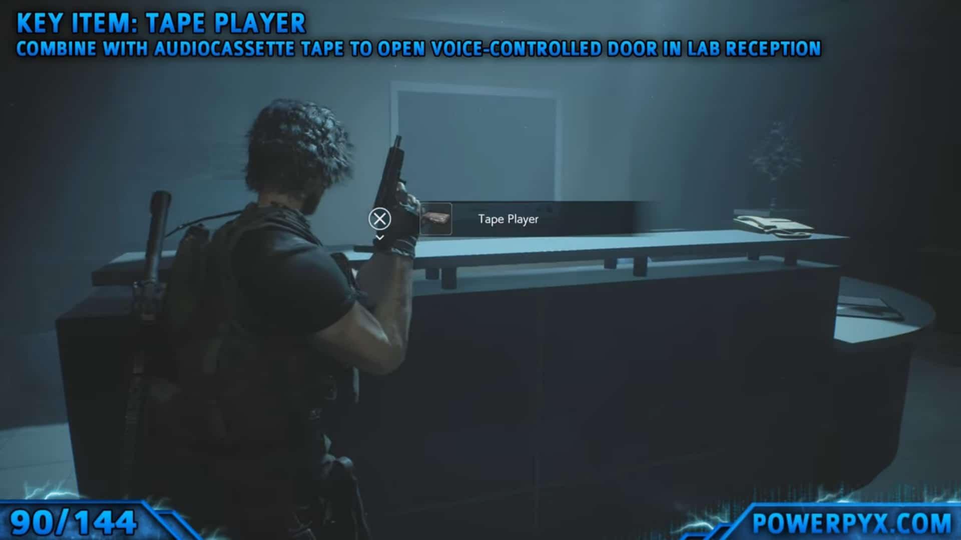 [Guia] Como encontrar todos os colecionáveis de Resident Evil 3 87