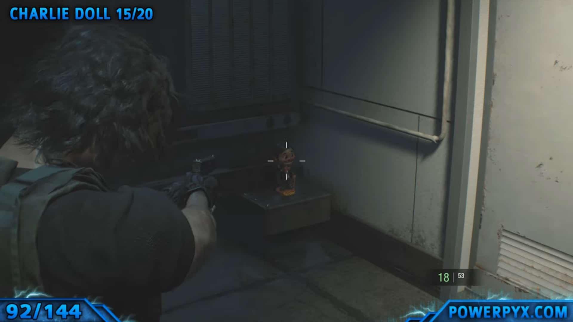 [Guia] Como encontrar todos os colecionáveis de Resident Evil 3 89