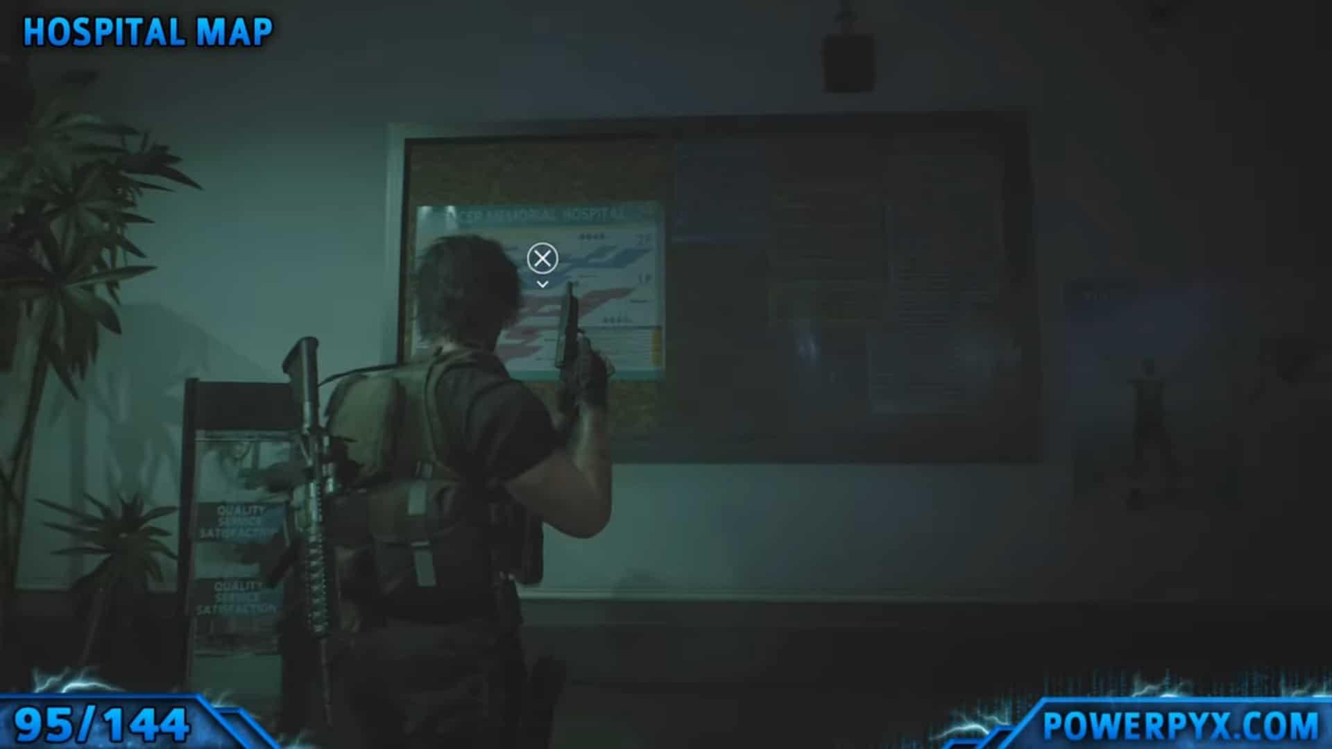 [Guia] Como encontrar todos os colecionáveis de Resident Evil 3 92