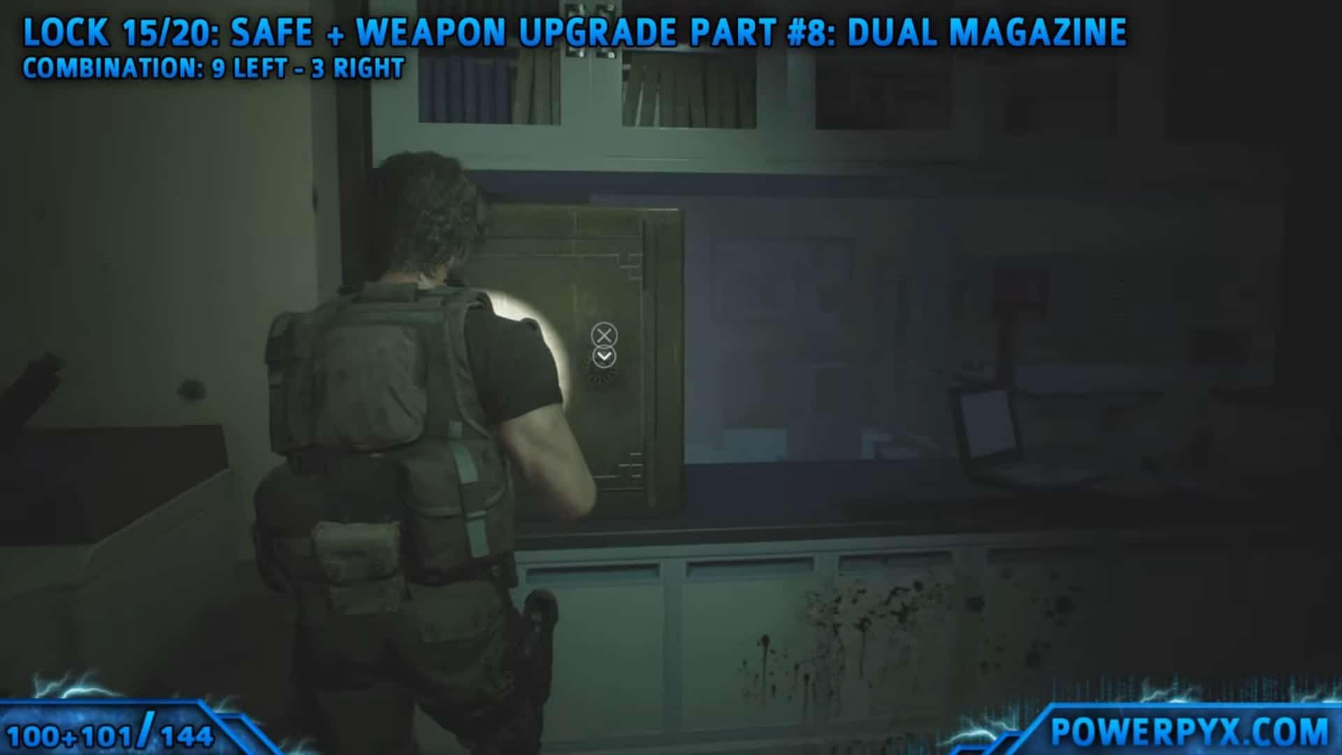 [Guia] As senhas dos cofres e cadeados de Resident Evil 3 5